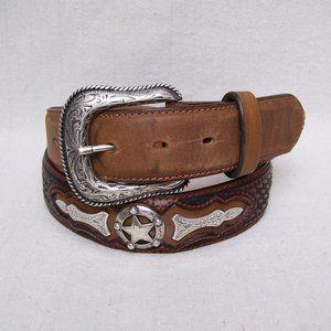 Justin 125 Year Anniversary 1879-2004 Belt